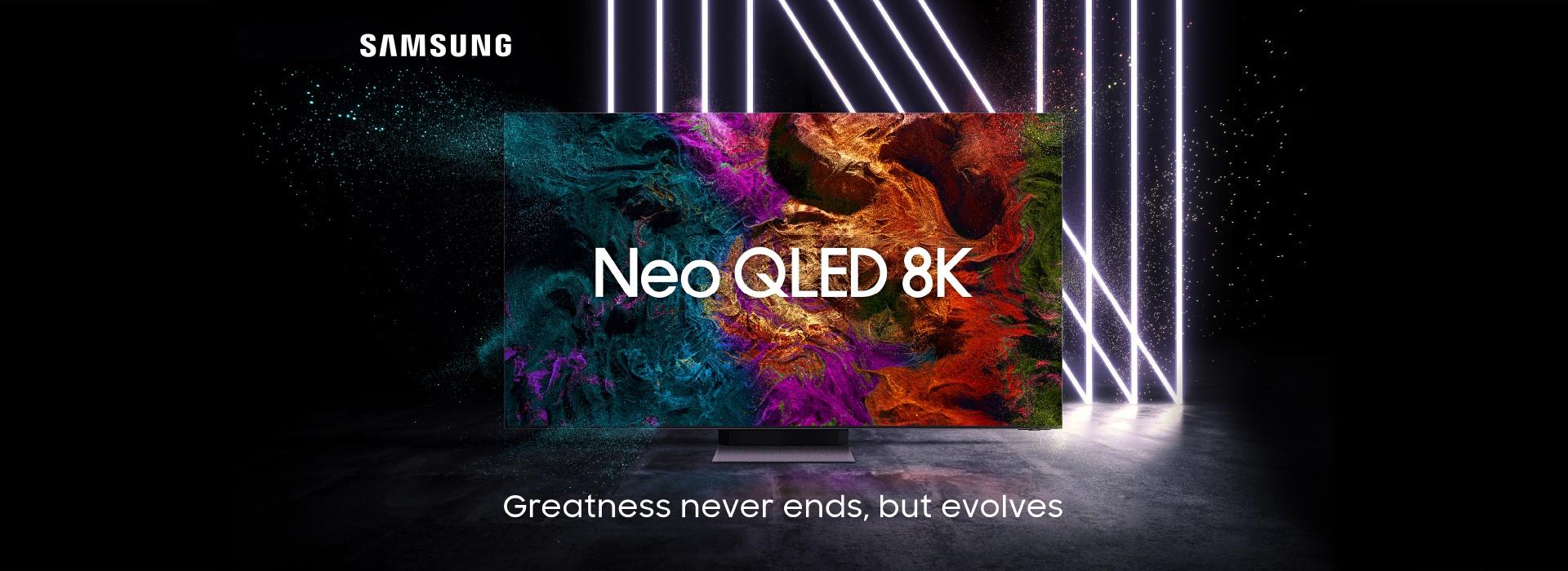 Samsung 8K NEO TV